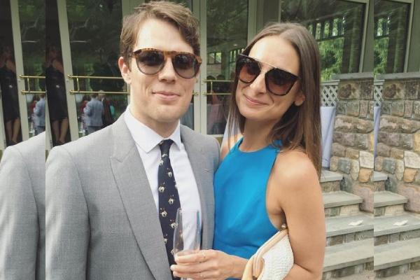 Jake Lacy's Wife Lauren Deleo