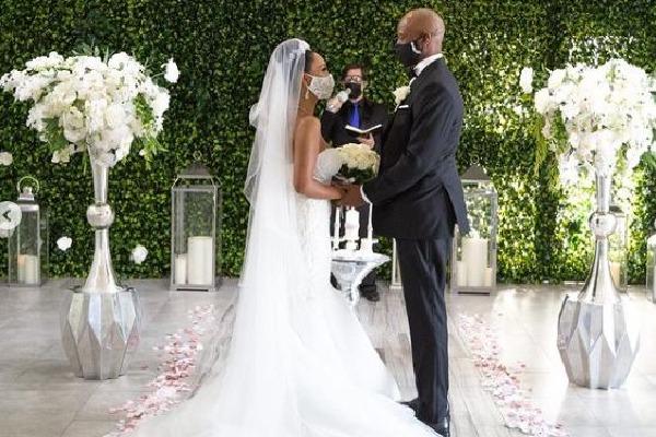 Byron Scott's new wife Cecilia Gutierrez
