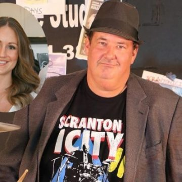 6 Quick Facts About Brian Baumgartner's Wife Celeste Ackelson Including Her Net Worth, Career, And Family