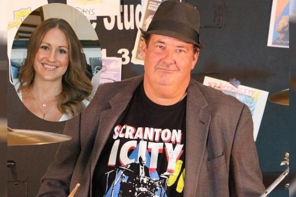 Brian Baumgartner's Wife Celeste Ackelson