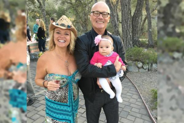 Creed Bratton's daughter Annie Bratton