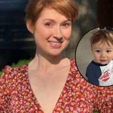 Meet James Miller Koman – Photos Of Ellie Kemper's Son With Michael Koman