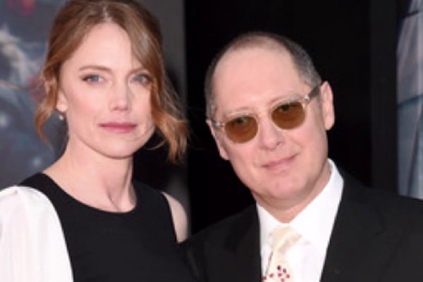 James Spader's Partner Leslie Stefanson