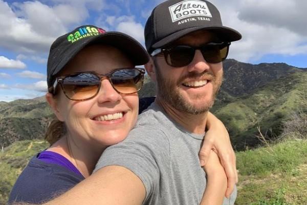 Jenna Fischer's son Weston Lee Kirk