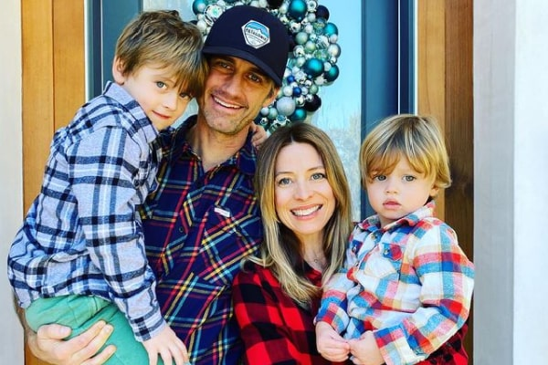 Jolie Jenkin's husband David Pagani