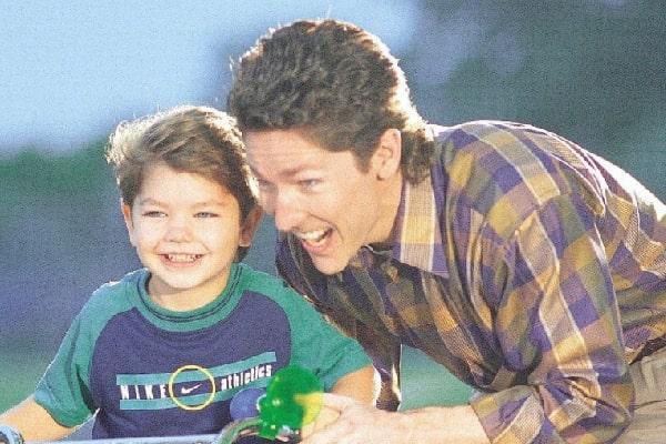 Joel Osteen And Victoria Osteen's Children