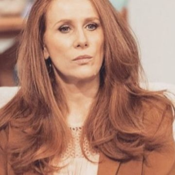 Who Is Catherine Tate's Partner Twig Clark With Whom She Shares A Daughter