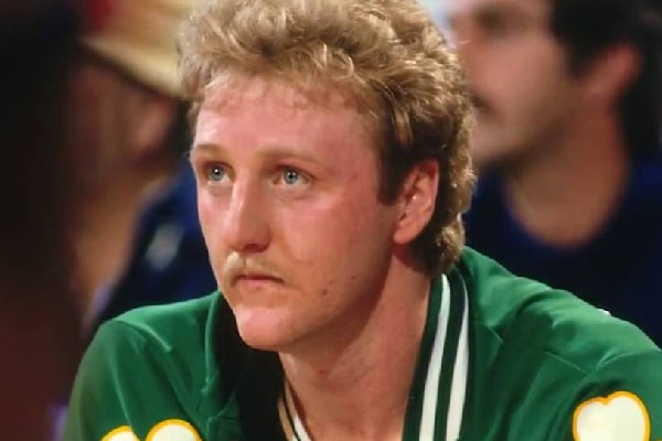Larry Bird's children