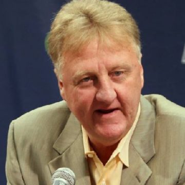Being Married For Just A Year, Look At Larry Bird's Ex-Wife Janet Condra