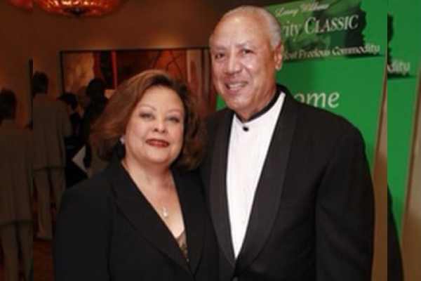Marilyn J. Reed and Lenny Wilkens married since 1962
