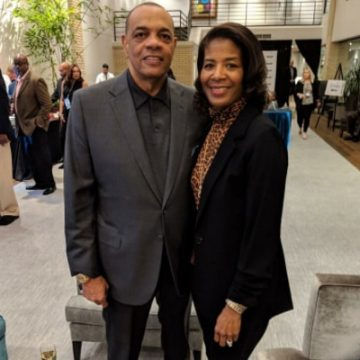 Meet Angela Hollins – Photos Of Lionel Hollins' Wife And The Mother Of Four