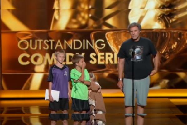 Will Ferrell's son Magnus Ferrell