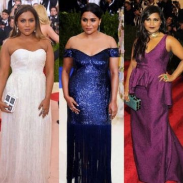 Mindy Kaling Plastic Surgery – Look At Her Before And After Images