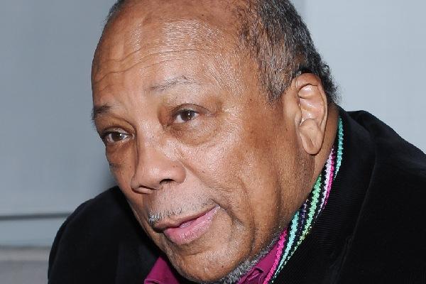 Quincy Jones's ex-wife Jeri Caldwell