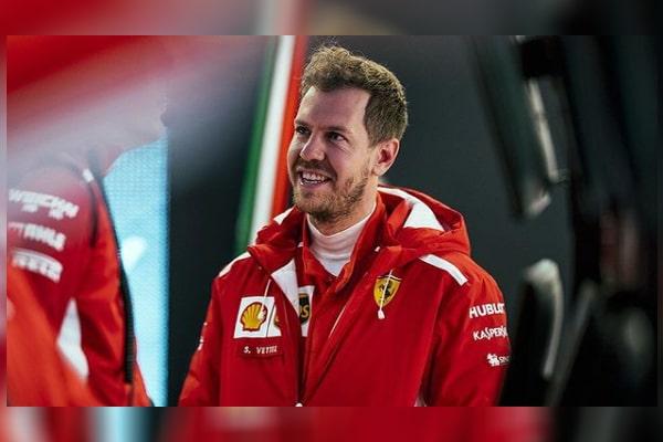 Sebastian Vettel's Wife, Hanna Prater