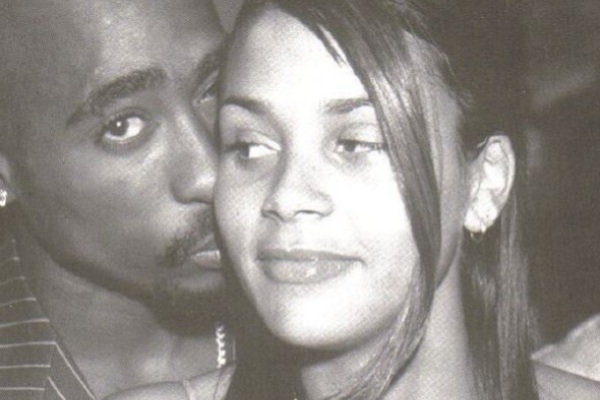 Kidada Jones and Tupac Shakur's lovelife