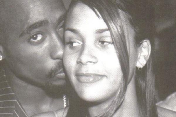 Kidada Jones and Tupac Shakur's lovelife