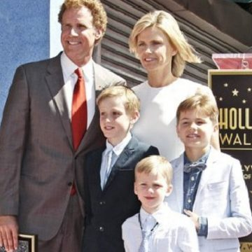 Axel Ferrell, The Youngest Of Will Ferrell's Sons Is Also Into Acting