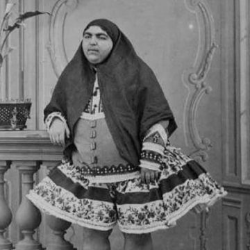 How Did Princess Qajar Become Symbol of Persia? Why Is She Called Beauty With Mustache?