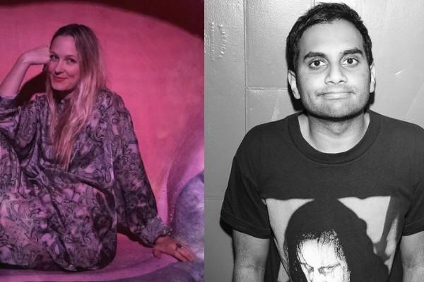 Aziz Ansari's Ex-girlfriend Courtney McBroom