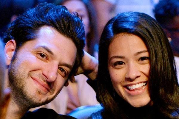 Ben Schwartz's wife and girlfriend