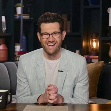 Is Billy Eichner Gay? Does He Have A Partner? Learn About His Love Life