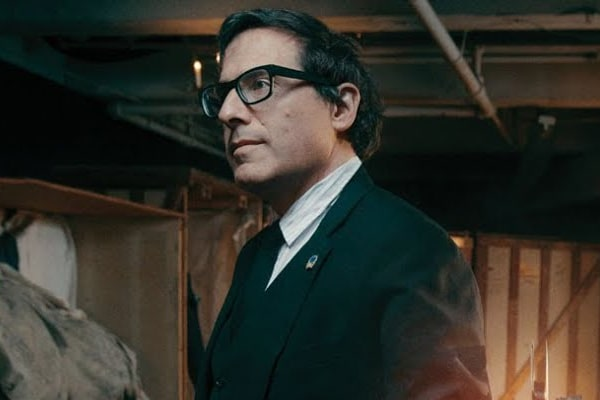 David O. Russell's Son Leo Russell