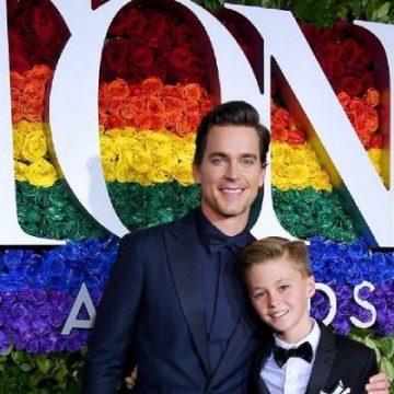 Meet Henry Halls – Photos Of Simon Halls' Son With Matt Bomer