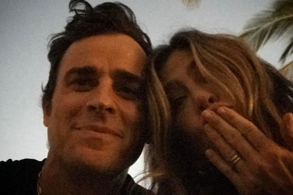 Justin Theroux and Selena Gomez relationship.