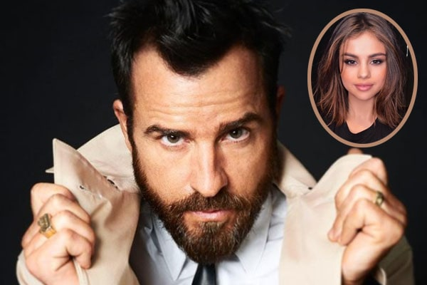 Justin Theroux dated Selena Gomez