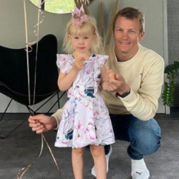 Will Kimi Räikkönen's Daughter Rianna Angelia Milana Räikkönen Turn To Racing?