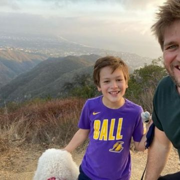 Meet Hudson Stone – Photos Of Lindsay Price's Son With Curtis Stone