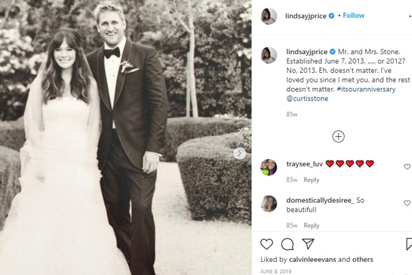 Lindsay Price's Son Hudson Stone with husband Curtis Stone