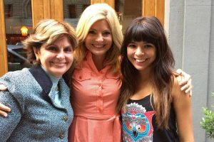 Lisa Bloom daughter, Sarah Bloom
