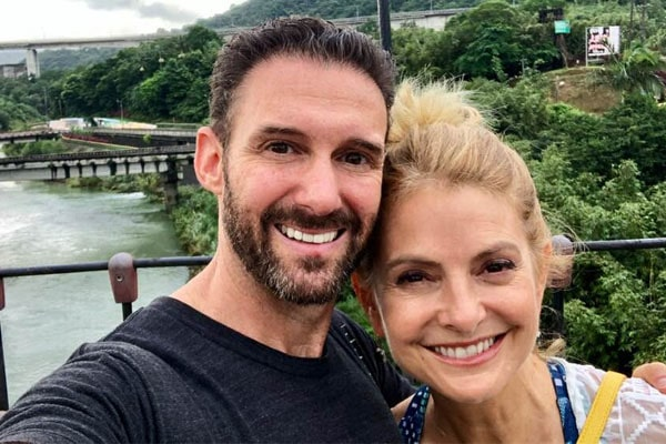 Lisa Bloom husband, Braden Pollock