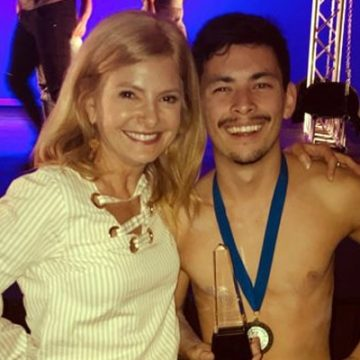 Meet Sam Bloom – Photos Of Lisa Bloom's Son With Jim Wong