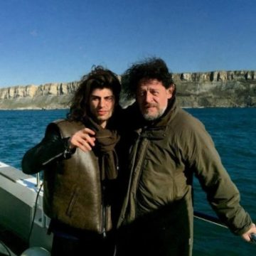 Meet Luciano White – Photos Of Marco Pierre White's Son With Mati Conejero