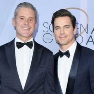 7 Facts About Matt Bomer's Husband Simon Halls, Have Been Married For Over A Decade Now