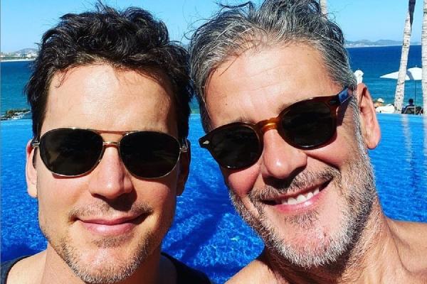 Facts About Matt Bomer's husband Simon Halls