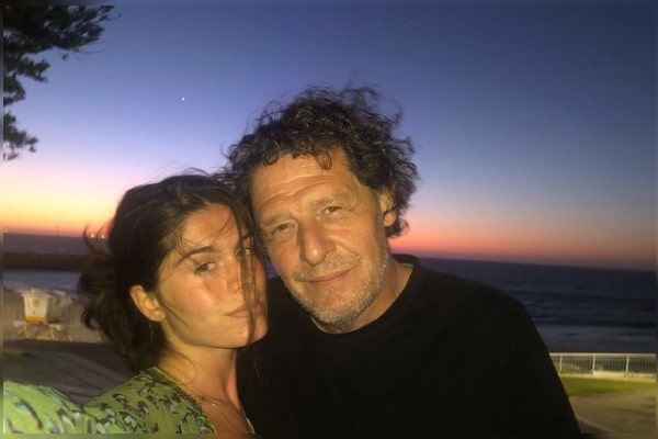 Marco Pierre White's Daughter Mirabelle White