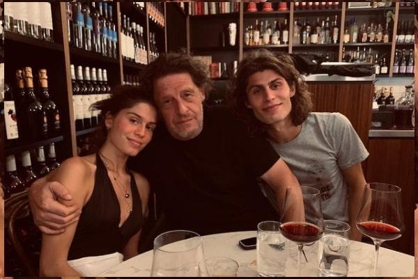 Marco Pierre White's Ex-wife Mati Conejero