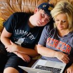 Nancy Grace's son John David Linch
