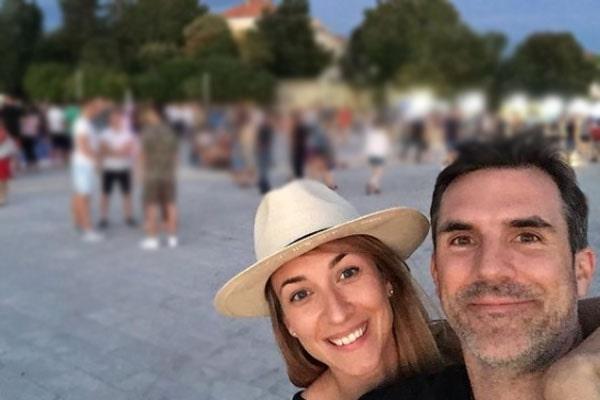 Paul Schneider wife, Theresa Avila