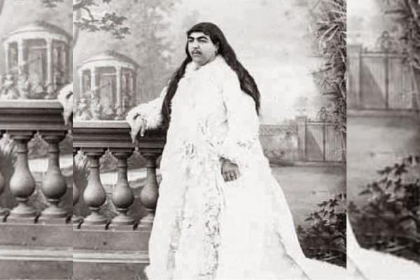 The reason why Princess Qasar was the beauty symbol of Persia