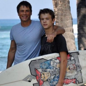5 Facts About Rob Lowe's Son Matthew Edward Lowe, Does He Have A Girlfriend?