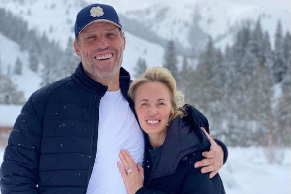 Facts About Tony Robbins's second and current wife Sage Robbins