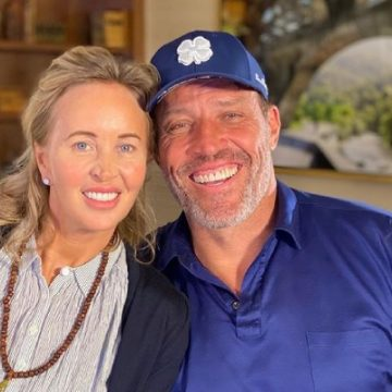 7 Facts About Tony Robbins' Wife Sage Robbins After His First Failed Marriage