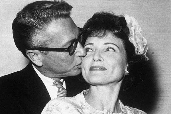 Allen Ludden wife, Margaret McGloin