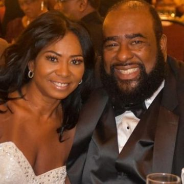 James Brown's Daughter Deanna Brown Thomas Has Been Married For Decades Now