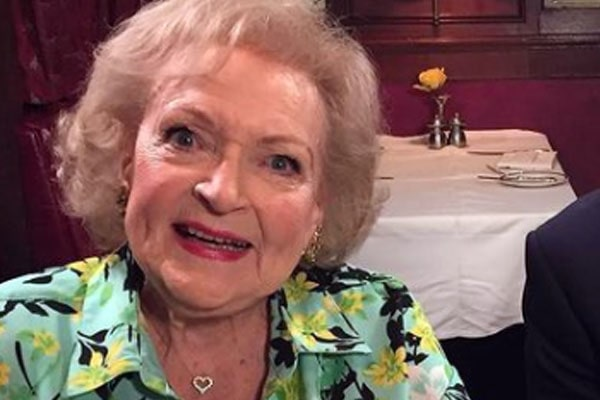 Betty White's ex-husband, Dick Barker